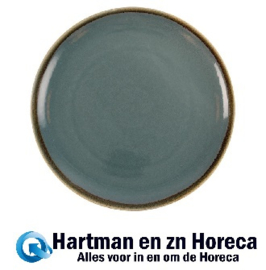 GP465 - Olympia Kiln ronde coupeborden blauw 28cm