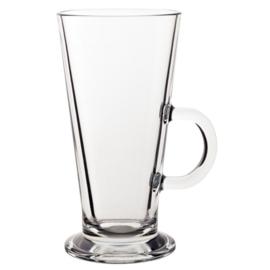 GF464 - Latte koffieglas gehard 37cl - per 6 stuks