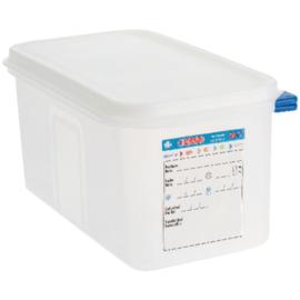 T987 - Araven GN1/3 voedselbak met deksel 6 Liter