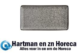 DF174 - Olympia Mineral rechthoekig bord 23x12cm