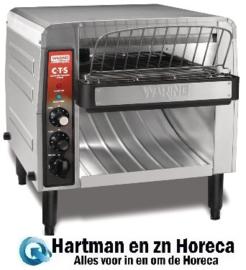 CC020 - Waring conveyor toaster CTS1000K