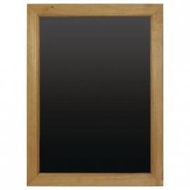 GH879 - Olympia muurmodel krijtbord houten lijst 45 x 60cm