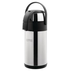 DP128 - Olympia thermoskan met pomp 3 liter Coffee