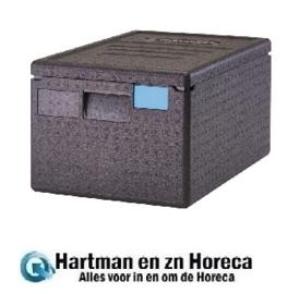 DW576 -Cambro Cam GoBox economische geïsoleerde voedselcontainer 46ltr