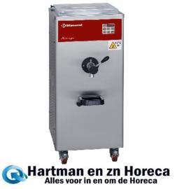 SPS/30A - Pastorisator 30 liter/u, luchtcondensor DIAMOND