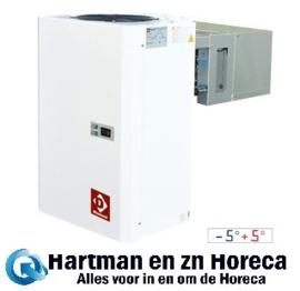 AP75-PED/A - INSTEEK UNIT KOELCEL Temperatuur :-5° +5° - 5.17 M3 TOT 10.18 M3 DIAMOND