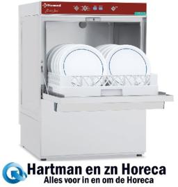 "DFE8/6-AC - Vaatwasser mand 500x500mm "" Full-Hygiène "", met doorlopende ontharder DIAMOND"