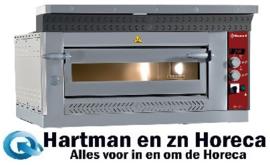 LD4/35-N - Elektrische pizzaoven, 4 pizzas Ø 350 mm DIAMOND