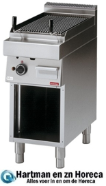 316770 - Lavasteen grill gas 70/40GRL MODULAR