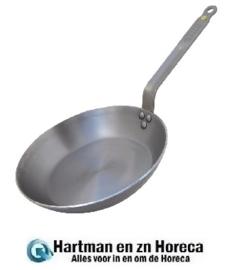 DN897 - De Buyer Mineral B plaatstalen koekenpan 24 cm