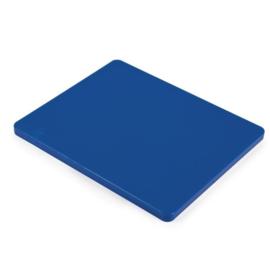 GL291 - Hygiplas LDPE GN1/2 snijplank blauw  265x325x15mm