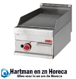 GFN057 - Gastro M 650 gas bakplaat 65/40 FTRG