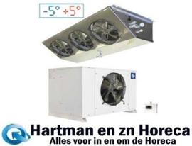 HP200-NP  - Koelmotor 53,11 m³ buiten opstelling Temperatuur  -5° +5° DIAMOND