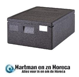 DW581 -Cambro Cam GoBox geïsoleerde voedselcontainer 53ltr