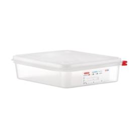GL261 - Araven GN1/2 voedseldoos met deksel 4 Liter