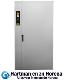 927437052040 - Inrij - regeneratieoven met convectieverwarming binnenruimte voor 40 x GN 1/1 of 20 x GN 2/1 NORDCAP RRFF 40 E