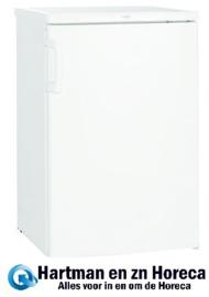 KK151A - Koelkast tafelmodel +4/+10°C LXBXLXH 550 x 570 x 850