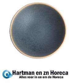 halen blauw graniet 20FA305 -Olympia Canvas ondiepe sccm -6stuks