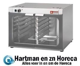 AMHF/310 - Rijskast voor oven 2 deuren 12 niveaus DIAMOND