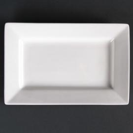 CD631 - Lumina rechthoekig schaal 31x17 cm. Prijs per 2 stuks.
