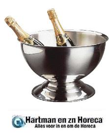 U217 - RVS champagne bowl