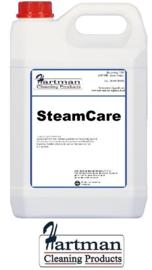 16851 - Steam care - Gansspoelmiddel professionele neutralisator voor het naspoelen en neutraliseren van steamers en ovens ( Voor alle merken steamers ) 2 x 5 Liter