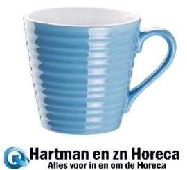 DH631 -Olympia Café mokken blauw 34cl