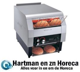 DQ-80H - Broodrooster met horizontale band 800 sneden-uur DIAMOND