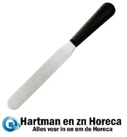D404 - Hygiplas recht paletmes 20,5 cm zwart