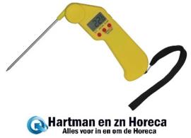 CF912 - Hygiplas Easytemp kleurcode thermometer geel -50 / + 300 GR