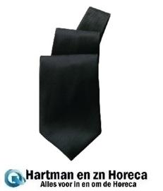 A585 - Uniform Works stropdas zwart