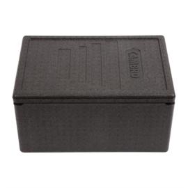 DW577 -Cambro Cam GoBox geïsoleerde voedselcontainer 43ltr incl. GN bak met deksel