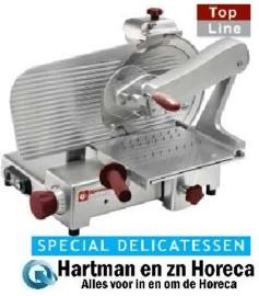 300/TLV - Professionele verticale snijmachine, Ø 300 mm Delicatessen DIAMOND TOP LINE