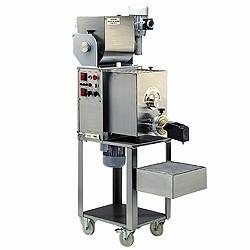 MPS35/2-230/1 -  AUTOMATISCHE PASTA / DEEG MACHINE 25-35 KG/H - 230 VOLT