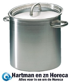 K771 - Bourgeat Excellence RVS soeppan 17,2 Liter