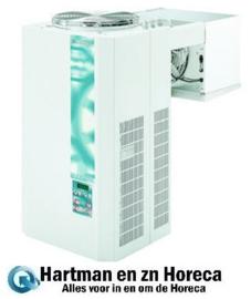 HARFAL 6 - Vriescel insteekunit -20 RivaCold-FAL 6 Monoblok Vriesgroep 4.8 m² TOPCOLD