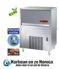 ICE70A-R2 Volle ijsblokjesmachine 67 kg, met reserve - LUCHT