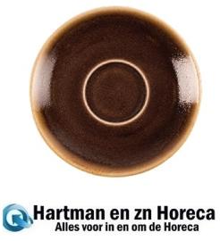 GP361 - Olympia Kiln espressoschotels bruin 11,5cm