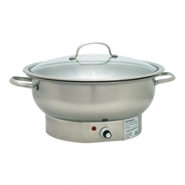 HH861080 - Chafing dish rond elektriche