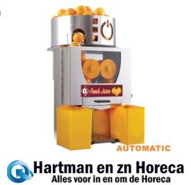 ASD/50FA -  Automatische citruspers - automatische aansluiting DIAMOND