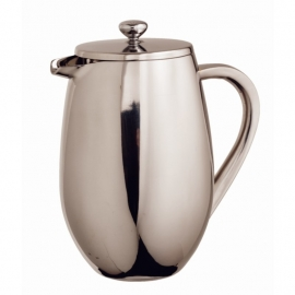 W836 - RVS Cafetiere 0,4ltr