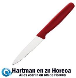 C758 - Victorinox schilmesje rood 7,5cm