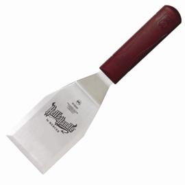 GG734 - Mercer Culinary Hells Handle hittebestendige spatel heavy duty 12,5 x 7,5 cm