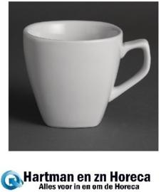 Y115 - Olympia afgeronde koffiekop 21cl