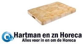 C459 - Vogue rechthoekige houten snijplank 30 x 45 cm