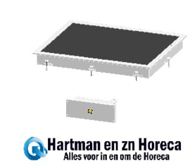 Drop-In horeca apparatuur CULION