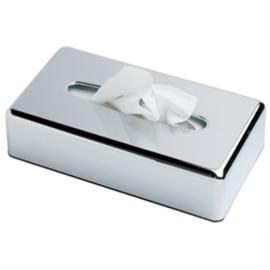 CF121 - Verchroomde tissue box