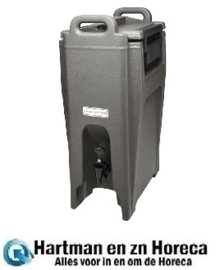 HHT435 - Cambro geïsoleerde drankdispenser 20ltr