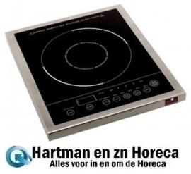 688062 - Inductiekookplaat 2000 watt CaterChef