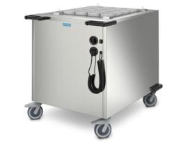 0161690 - HUPFER Korvenstapelaar KOUH/50-50 gesloten verwarmd